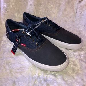 Levi's casual shoes sneakers size 13 denim
